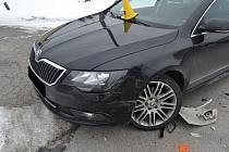 V Lačnově na Hornolidečsku se v neděli 16. prosince 2018 dopoledne srazila osobní auta Ford a Škoda Superb. Vina padá na řidiče Fordu, který řídil opilý, nezvládl řízení a přejel do protisměru. Po nehodě nadýchal 3,53 promile alkoholu.