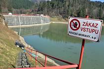 Vodní nádrže dnes patří k vysoce střeženým objektům v kraji.
