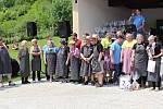 O titul gulášového krále soutěžilo v Ratiboři v sobotu 25. května 2019 sedmnáct týmů.