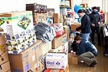 Vsetínská Diakonie pořádá tradiční humanitární sbírku. Ilustrační foto.
