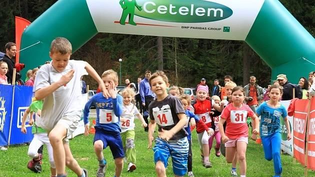 Květnový VALACHY DUATLON nabídne závod pro dospělé i děti.