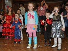 Dětský karneval v Prlově