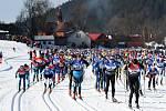 Oblíbený a vyhledávaný závod v klasickém lyžování Karlovská 50 se letos definitivně neuskuteční.
