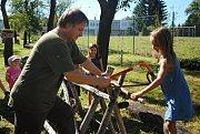 Farmářský den ve Valašském ekocentru