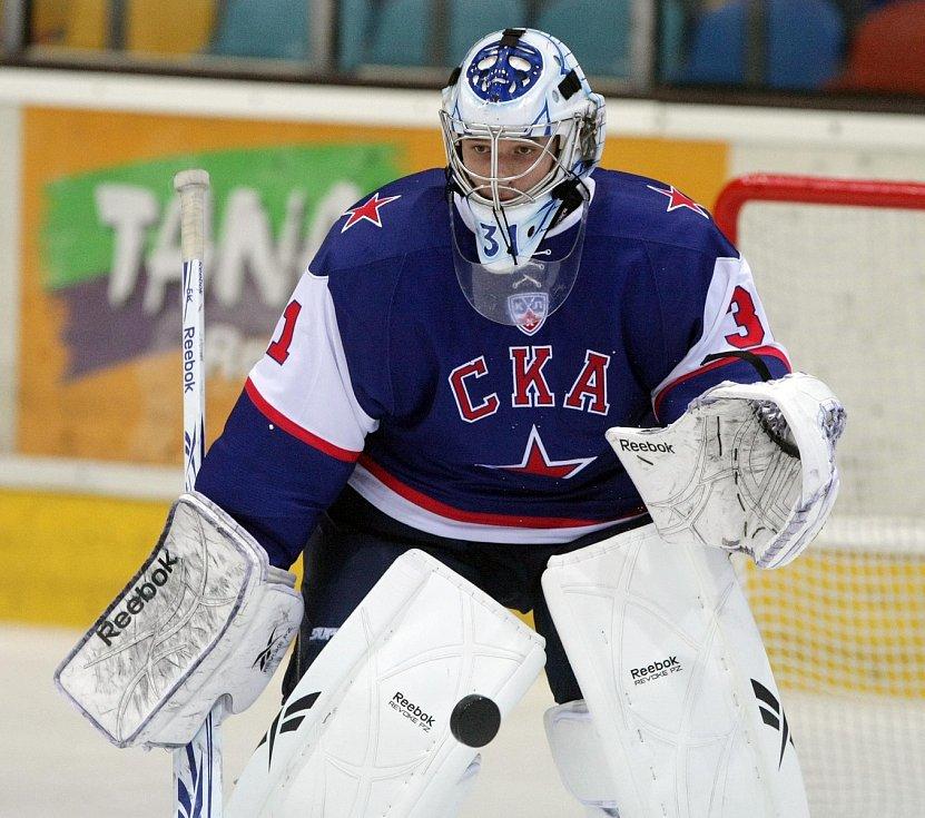 Jakub Štěpánek mimo jiné působil v ruském Petrohradu.