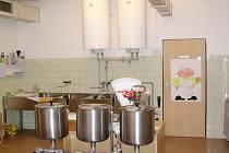 Kuchyň potřebuje rekonstrukci