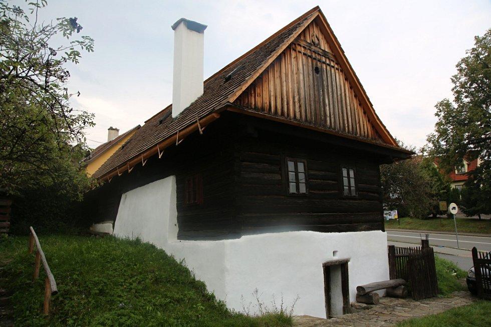 Budova ČSOP Kosenka ve Valašských Kloboukách.