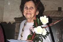 Marie Hartmanová si loni vypůjčila dvaašedesát knih