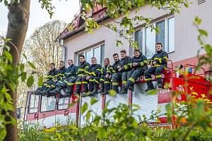 Jednotka Sboru dobrovolných hasičů - Ratiboř.