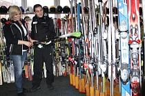 Ve Ski Niki ve vsetínské Rokytnici mají zájemcům co nabídnout.