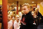 Slavnostní otevření centra Vrtule, které se přestěhovalo do nových prostor v budově bývalé krásenské radnice ve Valašském Meziříčí, si v sobotu 30. listopadu 2019 nenechaly ujít desítky malých i velkých návštěvníků.
