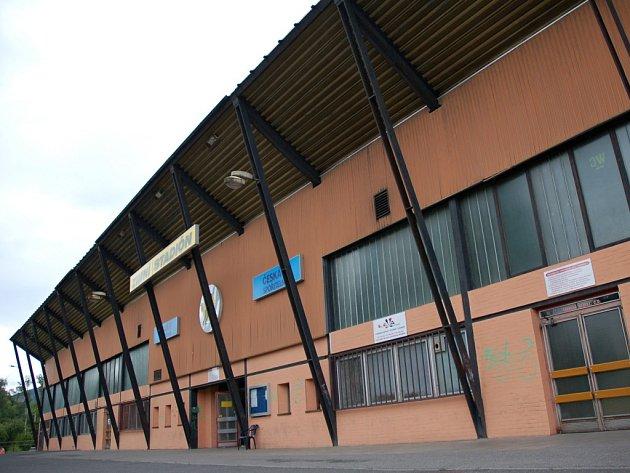 Zimní stadion ve Vsetíně. Ilustrační foto.