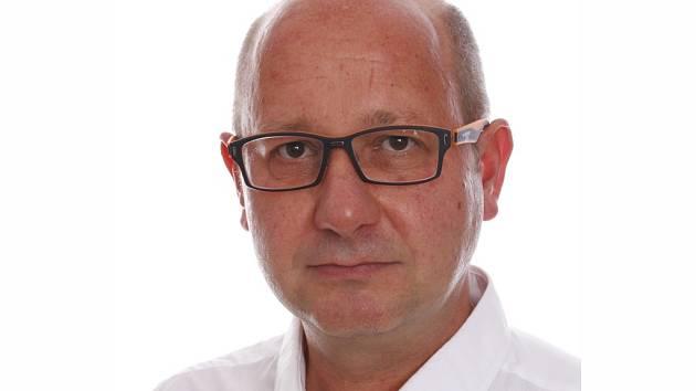 Tomáš Filip, lídr vítězného hnutí ANO 2011 ve Valašském Meziříčí