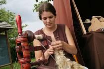 15. června se v Huslenkách konal jarmark řemeslníků