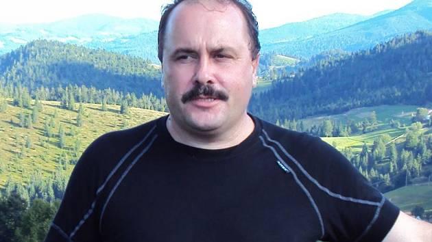 Oldřich Holubář - generální ředitel ČSAD Vsetín