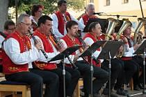 Lidé zavzpomínali na počátky hrozenkovské dechové hudby.
