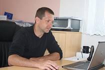 Starosta Mikulůvky Zdeněk Marek