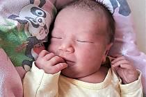 Karolína Patáková, Bystřice pod Hostýnem, narozena 24. srpna 2021 ve Valašském Meziříčí, míra 48 cm, váha 3000 g