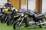 Sraz motorkářů v Rožnově p.R.