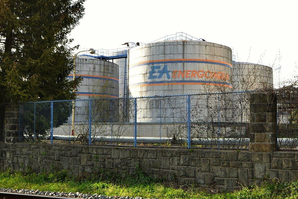 Společnost Energoaqua v Rožnově pod Radhoštěm sídlí v areálu bývalé Tesly Rožnov.