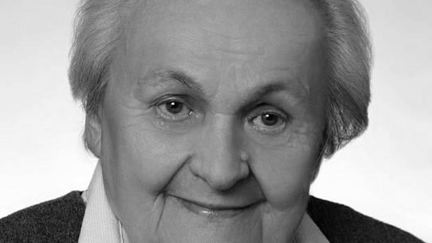 Eva Urbachová (2. 9. 1924 - 13. 10. 2019)