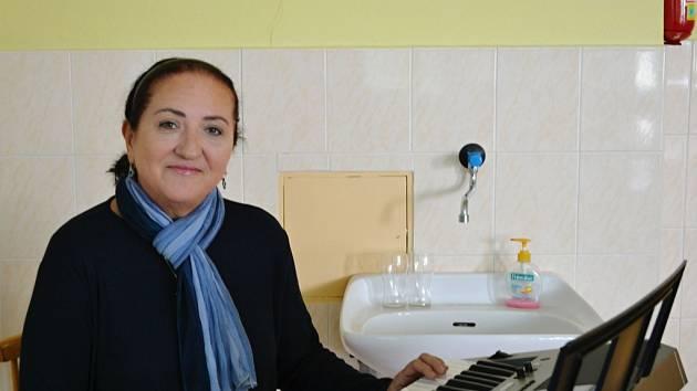 Zuzana Pavlůsková.