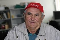 Nejstarší účastník valašských cyklomaratonů oslaví v říjnu (2008) třiašedesát let