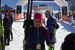 Karlovská 50, která se jela jako jeden ze závodů největšího seriálu zimních běhů na lyžích SkiTour 2019 se vydařila. Na tratě dlouhé 10, 25 a 50 km se v sobotu 16. února vydalo šest stovek závodníků. Mezi ženami dojela 5., celkově na 102. místě Barbora Vá