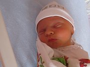 Ančinec Sebastián z Opatovic, narodil se 14.6.2016 s mírami 3300g/50 cm