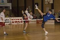 Nohejbalový turnaj Austin Cup ve Vsetíně.