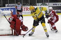 WSM liga: HC Slavia Praha - VHK Robe Vsetín