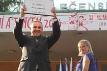Nová Hradečná se umístila třetí v soutěži Vesnice roku, zvítězily Kateřinice