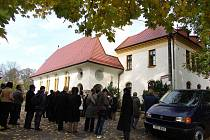 V sobotu ve čtrnáct hodin se v evangelickém kostele ve Valašském Meziříčí uskutečnil pohřeb Jiřího Křižana.