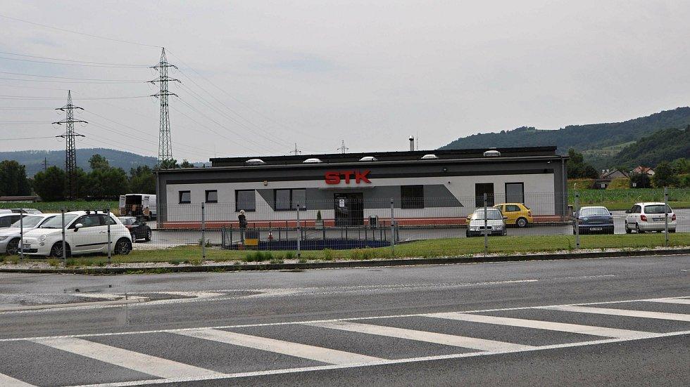 Poličná - stanice technické kontroly