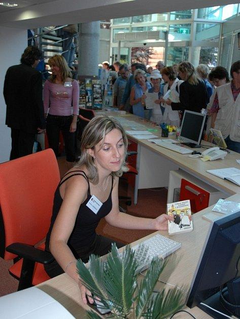 Knihovníci z celého Česka míří do Vsetína