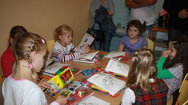 Školáci usedli do lavic na Základní škole Vyhlídka v pondělí 9. září.