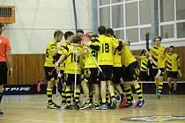 florbal 1. liga Rožnov pod Radhoštěm - Jaroměř