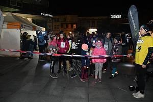 Běh pro Světlušku s knihovnou se ve Vsetíně vydařil.