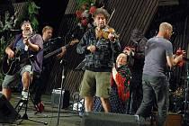 Čtyřicátý ročník mezinárodního folklórního festivalu Liptálské slavnosti
