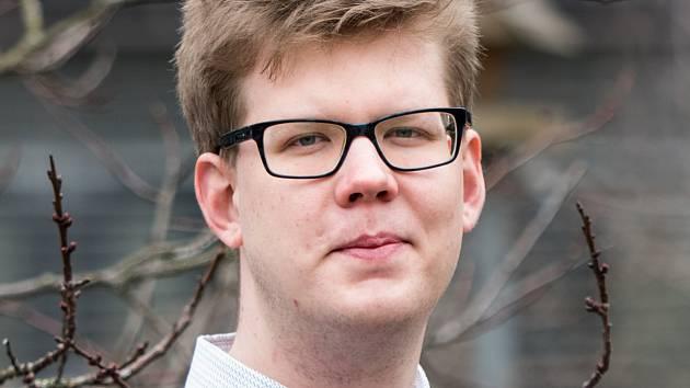 Hlavním koordinátorem mezinárodního filmového festivalu Jeden svět je pro Vsetín David Kopecký.