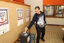 V celorepublikové akci Studentské volby vybírali středoškoláci 12. a 13. prosince mezi devíti kandidáty na prezidenta České republiky svého favorita také na Střední průmyslové škole strojnické ve Vsetíně.