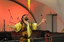 Sedmý ročník Templářských slavností uspořádali v neděli ve Vsetíně.