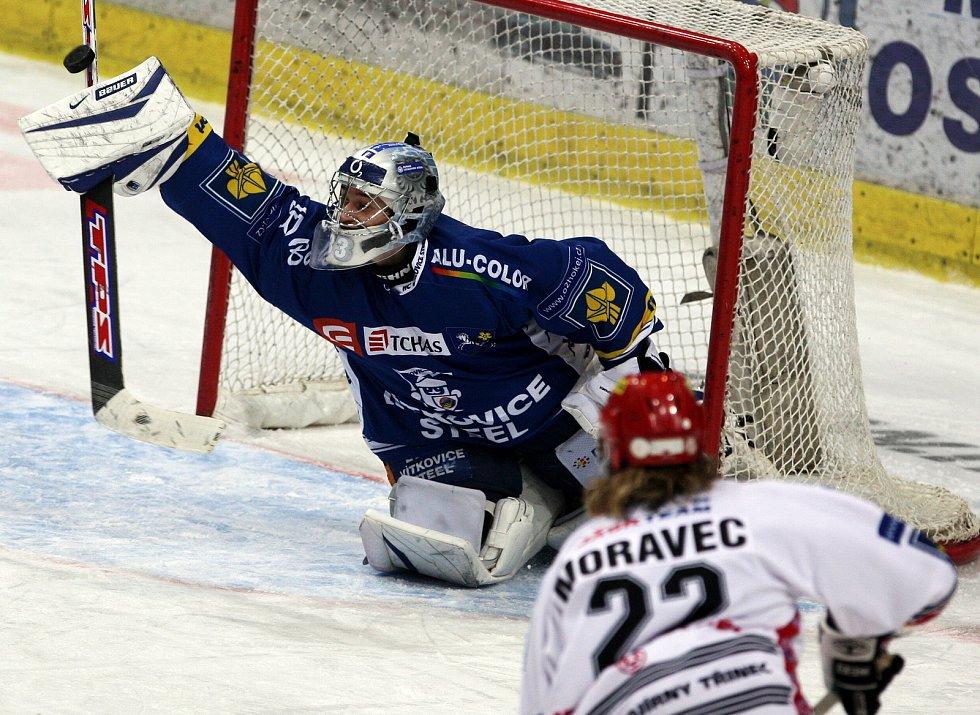 Jakub Štěpánek v letech 2006 až 2009 působil ve Vítkovicích.