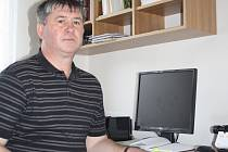 Starosta Lužné Miroslav Papšík.