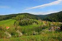Údolí Léskové.