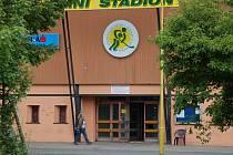 Zimní stadion ve Vsetíně