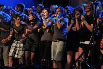 Multižánrový festival mladých křesťanů a jejich přátel Worship festival United. Ilustrační foto