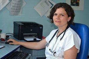 Lékařka Veronika Mikolajková
