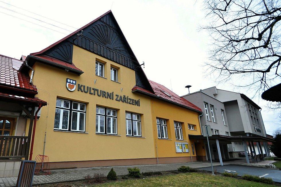 Liptál - kulturní zařízení.