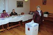 Obyvatelé Oznice o svém prvenství v podobě nejvyšší volební účasti v 1. kole prezidentských voleb dobře ví. O veřejném životě mají chuť rozhodovat.